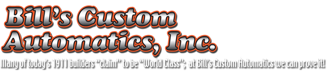 Bill & Custom Automatics